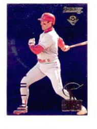 1996 Donruss Hit List #3 Will Clark