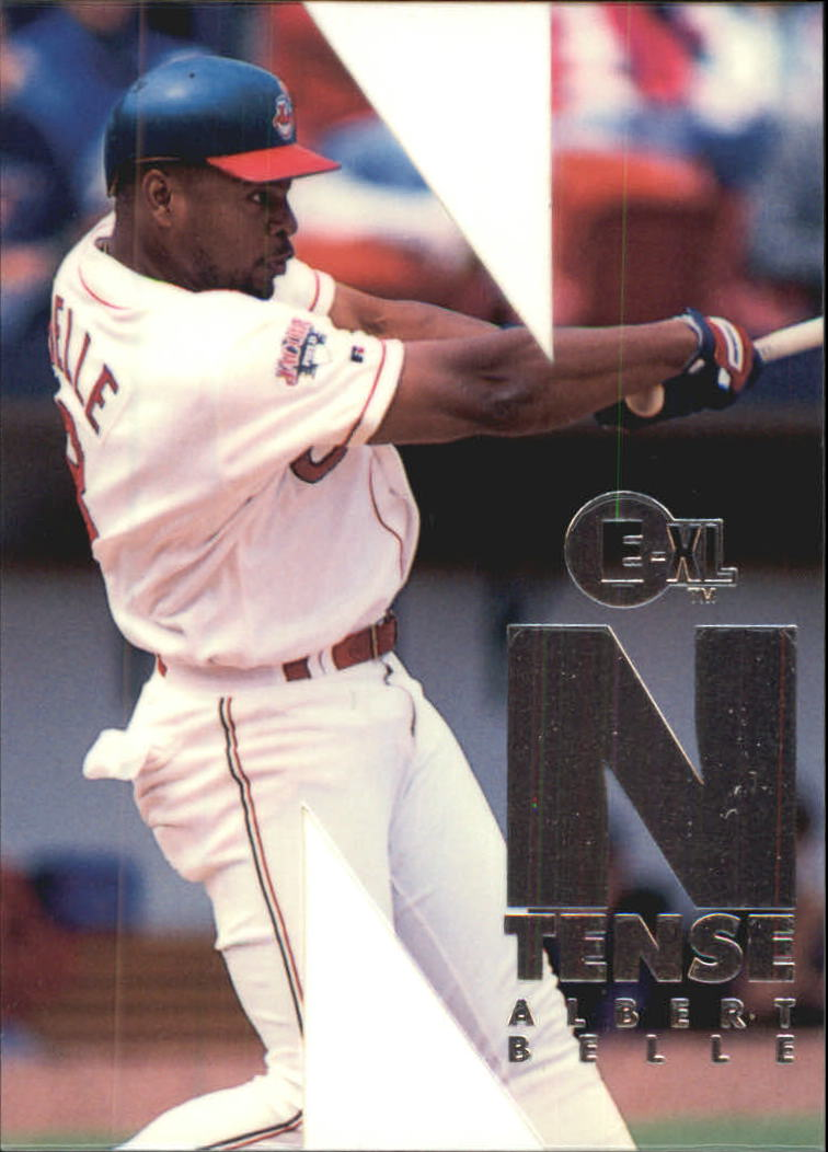 1996 Emotion-XL N-Tense #1 Albert Belle