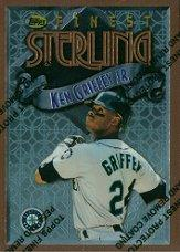 1996 Finest #B24 Ken Griffey Jr. B
