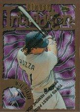 1996 Finest #B113 Mike Piazza B