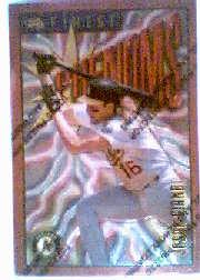 1996 Finest #B159 Jason Giambi B