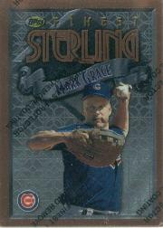 1996 Finest #B267 Mark Grace B