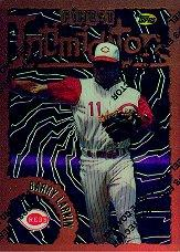 1996 Finest Refractors #B167 Barry Larkin B