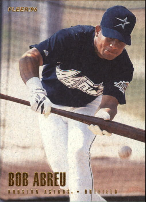 1996 Fleer Update #U136 Bob Abreu
