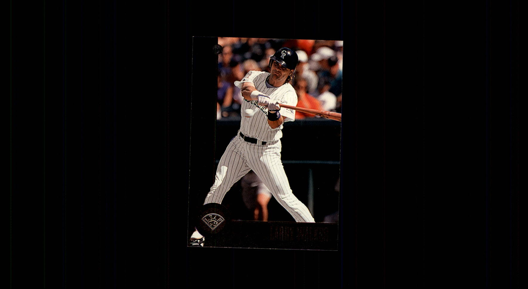 1996 Leaf #63 Larry Walker
