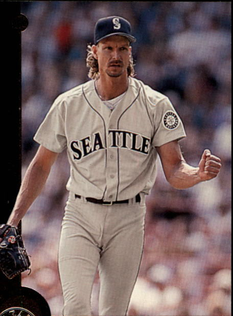 1996 Leaf #165 Randy Johnson