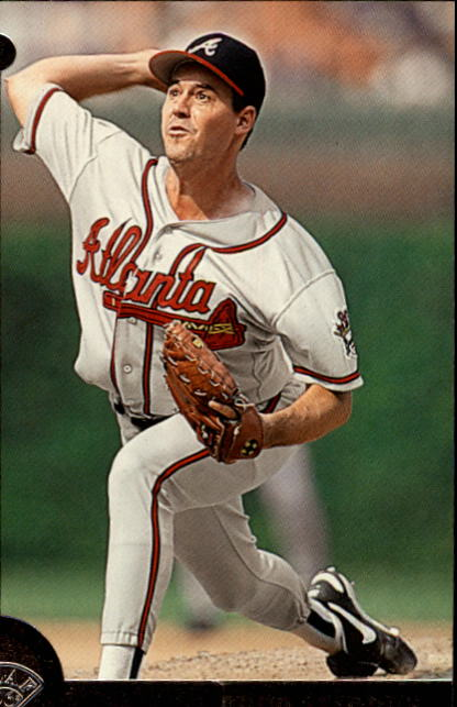 1996 Leaf #192 Greg Maddux