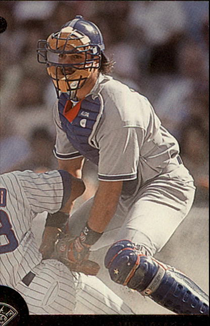 1996 Leaf #200 Mike Piazza