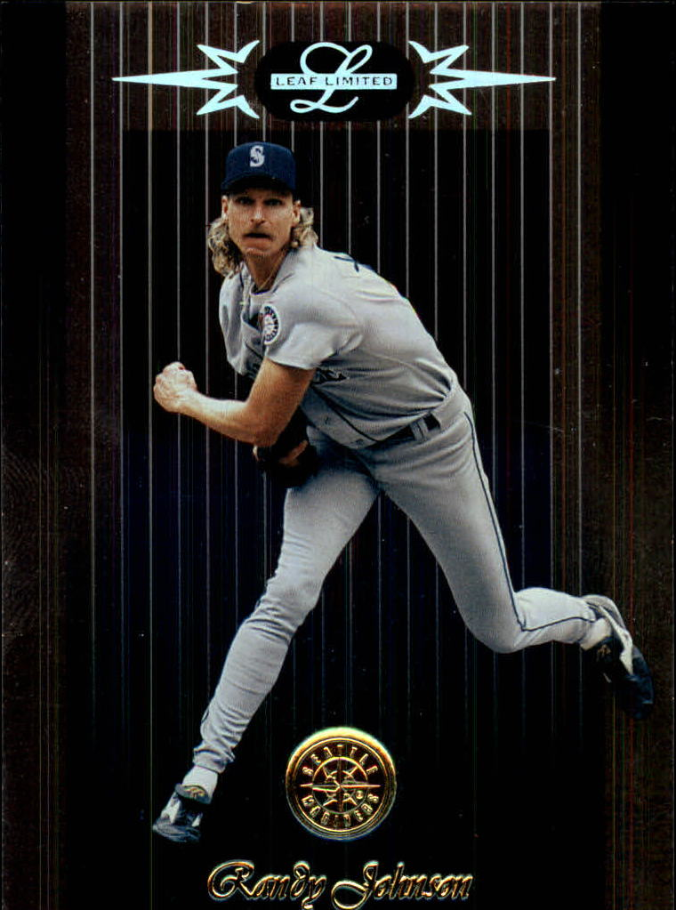 1996 Leaf Limited #38 Randy Johnson
