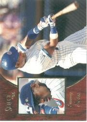1996 Select #26 Sammy Sosa