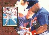 1996 Select #64 Kirby Puckett