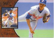 1996 Select #74 Pedro Martinez
