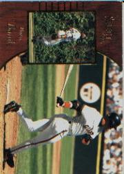 1996 Select #101 Barry Bonds