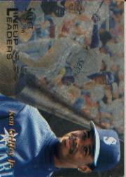 1996 Select #151 Ken Griffey Jr. LUL