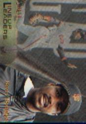1996 Select #156 Barry Bonds LUL