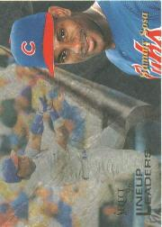 1996 Select #157 Sammy Sosa LUL