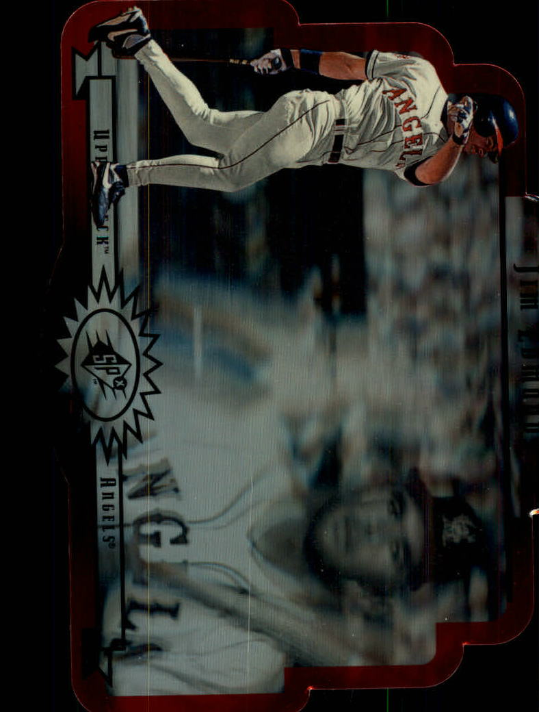 1996 SPx #11 Jim Edmonds