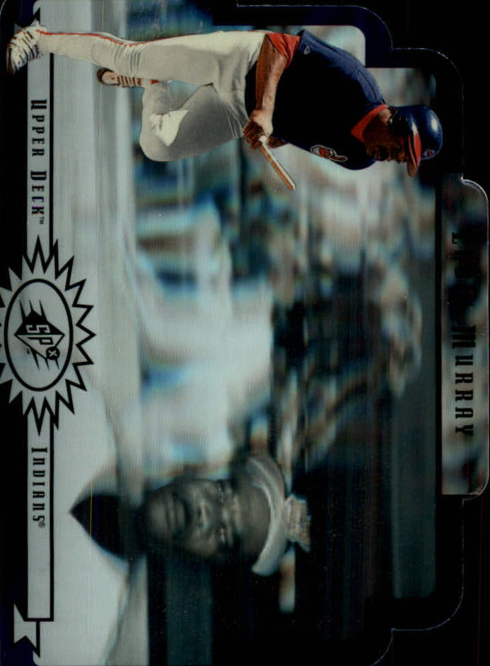 1996 SPx #20 Eddie Murray