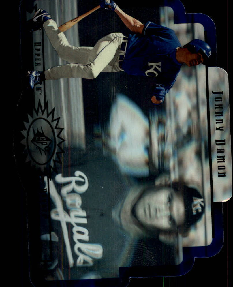 1996 SPx #31 Johnny Damon