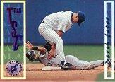 1996 Stadium Club #260 Derek Jeter TSC SP