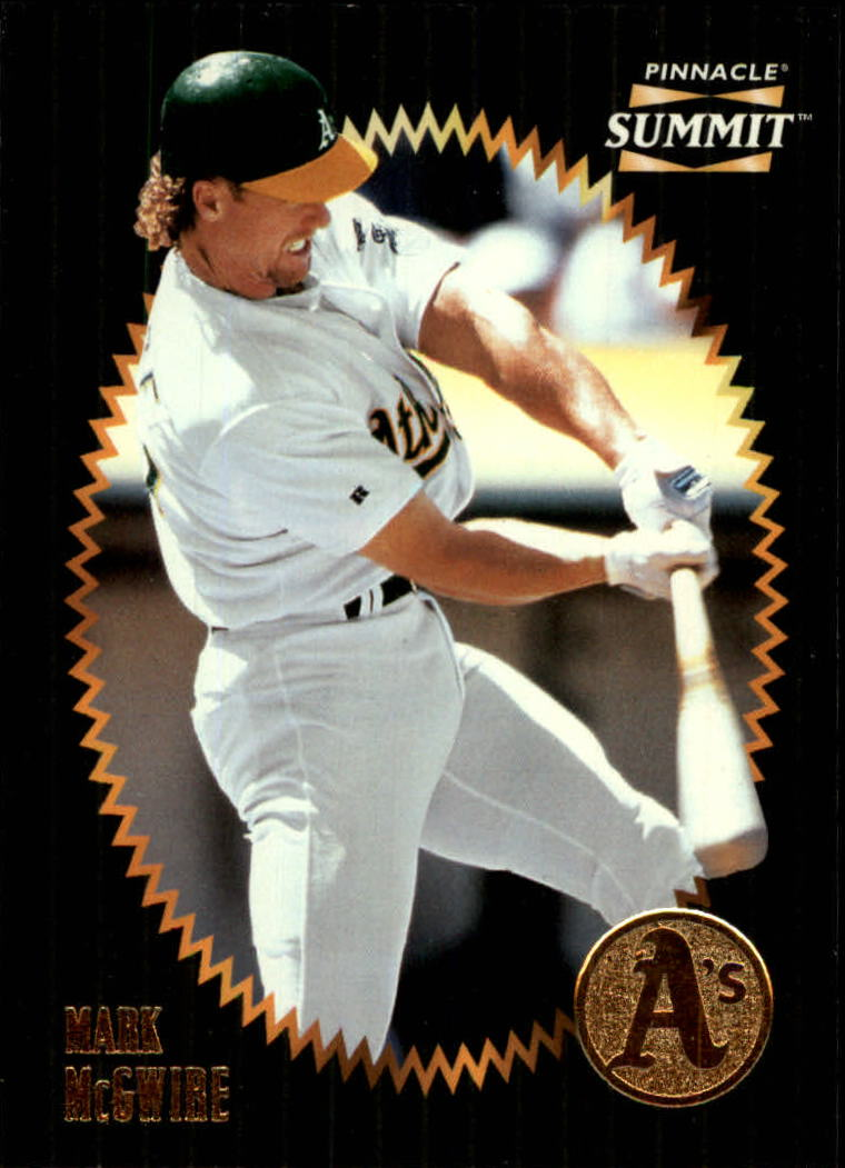 1996 Summit #20 Mark McGwire