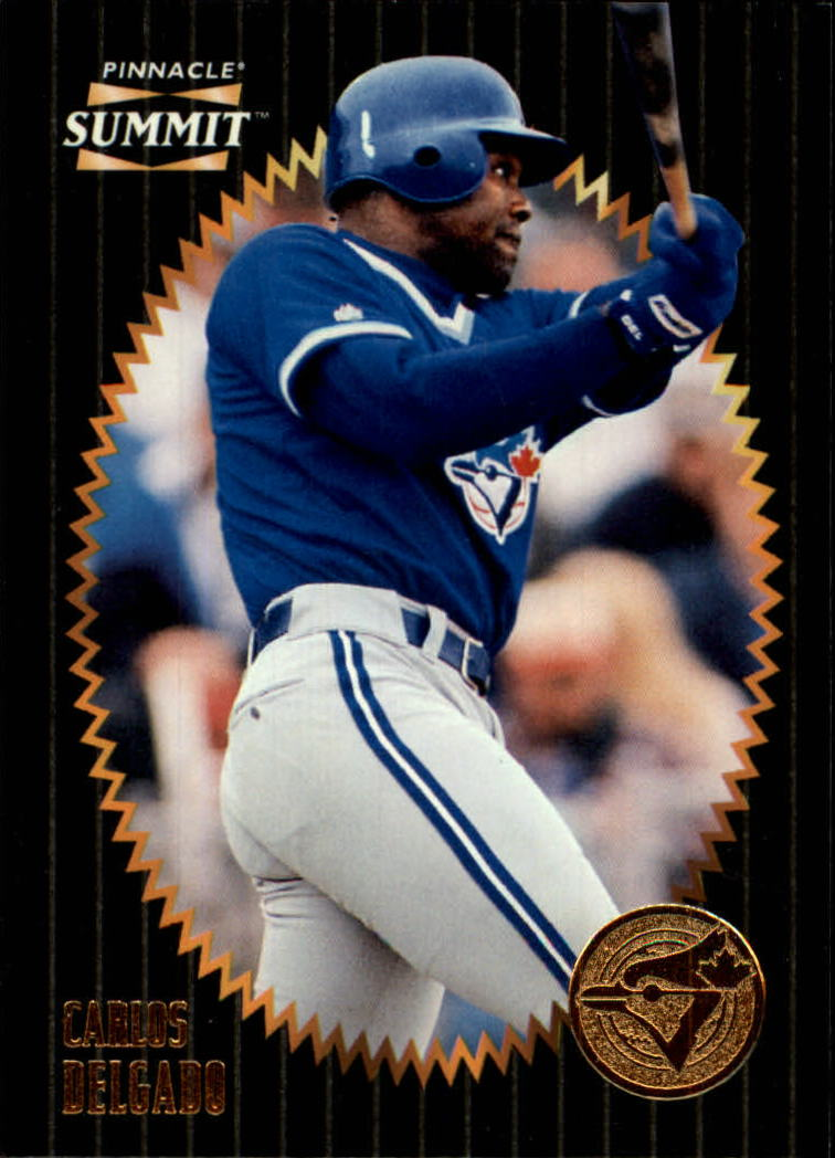 1996 Summit #38 Carlos Delgado
