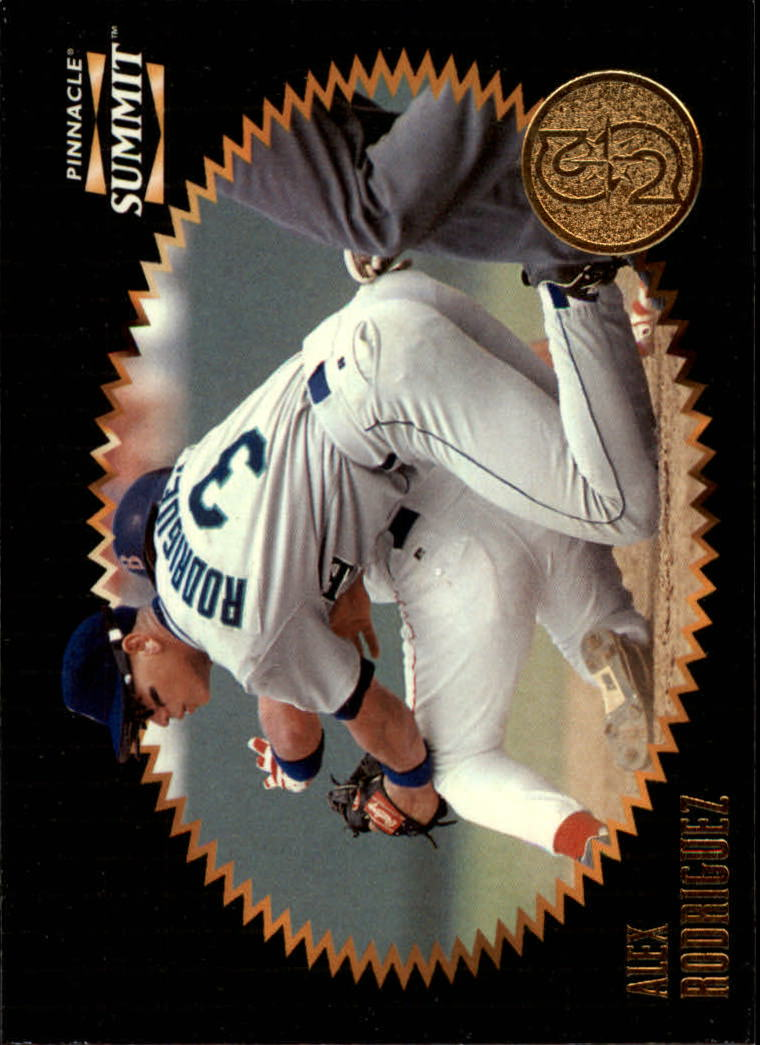 1996 Summit #84 Alex Rodriguez