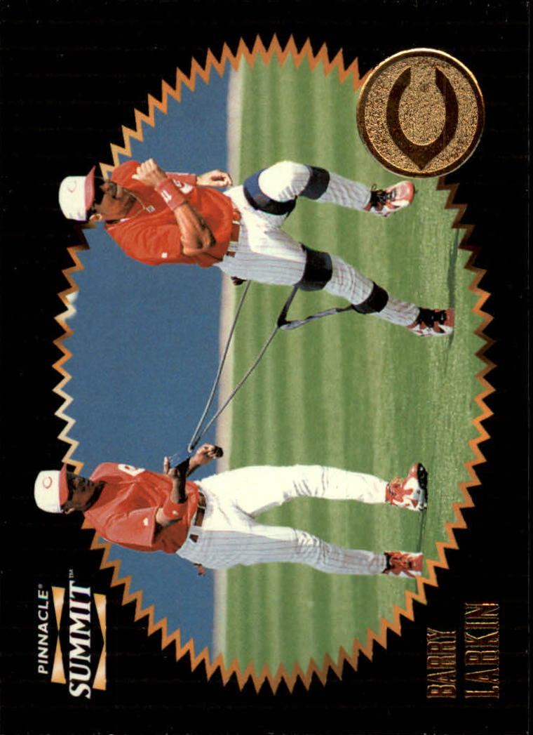 1996 Summit #108 Barry Larkin