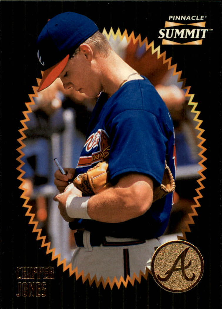 1996 Summit #126 Chipper Jones