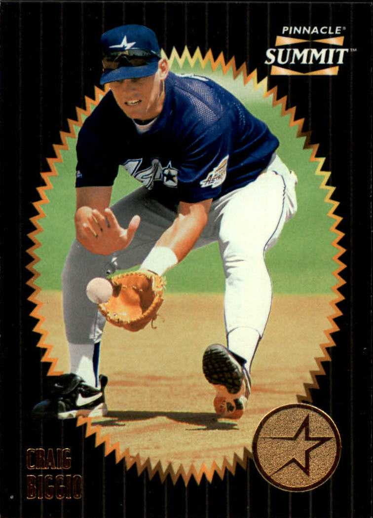 1996 Summit #139 Craig Biggio
