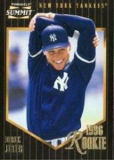 1996 Summit #171 Derek Jeter