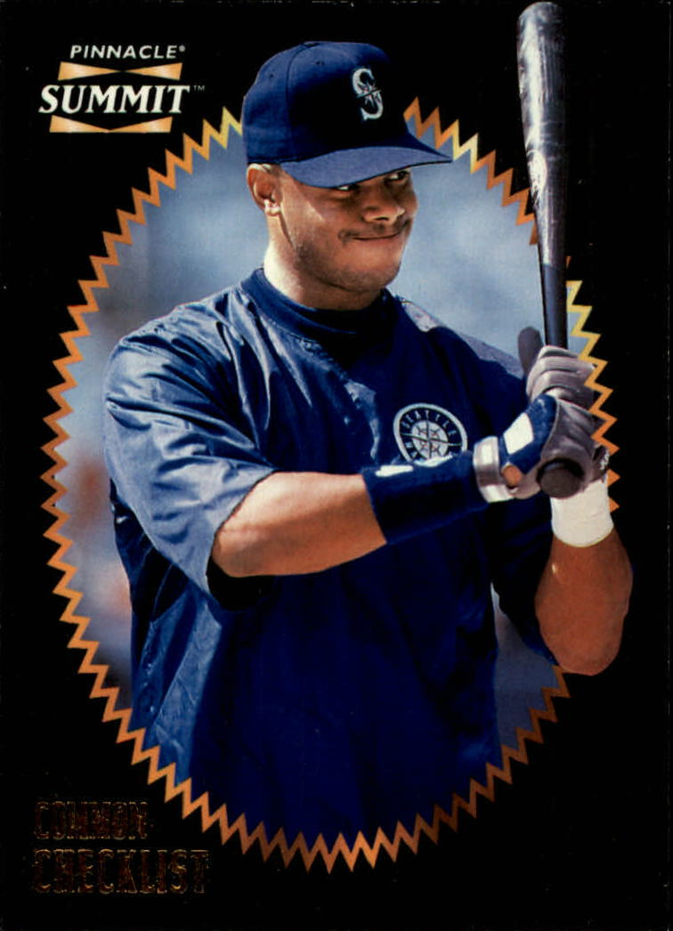 1996 Summit #197 Ken Griffey Jr. CL