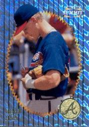1996 Summit Above and Beyond #126 Chipper Jones