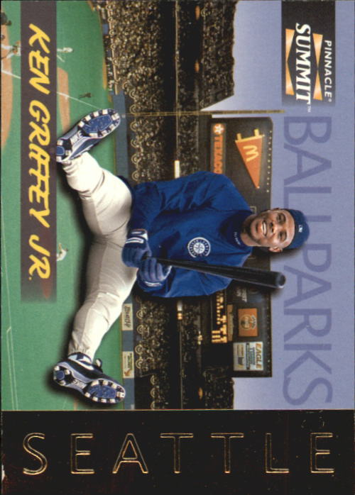 1996 Summit Ballparks #5 Ken Griffey Jr.
