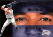 1996 Summit Hitters Inc. #10 Manny Ramirez