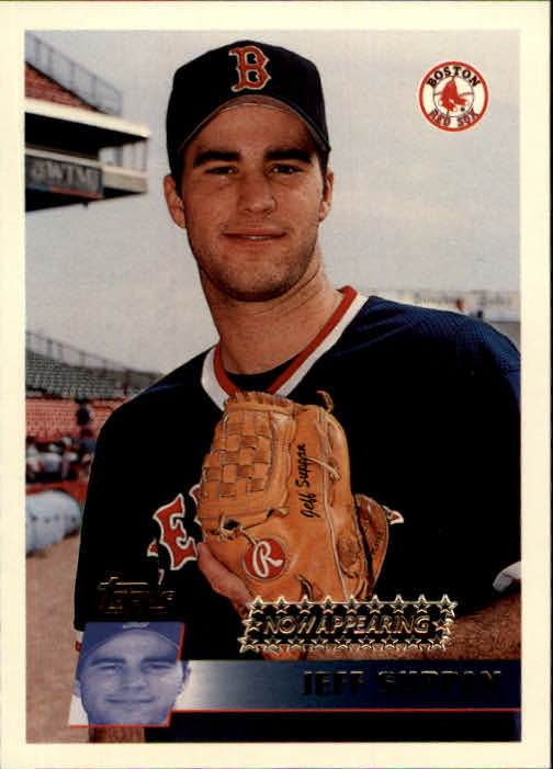1996 Topps #347 Jeff Suppan