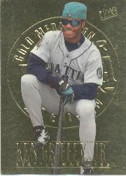1996 Ultra Gold Medallion #126 Ken Griffey Jr.