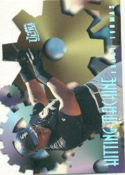 1996 Ultra Hitting Machines #9 Frank Thomas