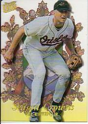 1996 Ultra Season Crowns #8 Cal Ripken