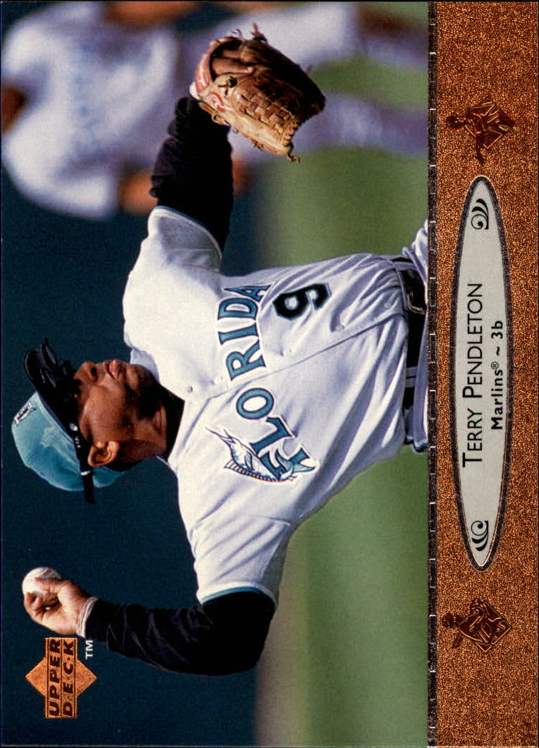 1996 Upper Deck #78 Terry Pendleton