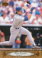 1996 Upper Deck #360 Mike Piazza
