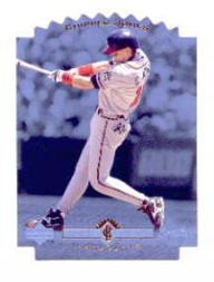 1996 Upper Deck Blue Chip Prospects #BC10 Chipper Jones