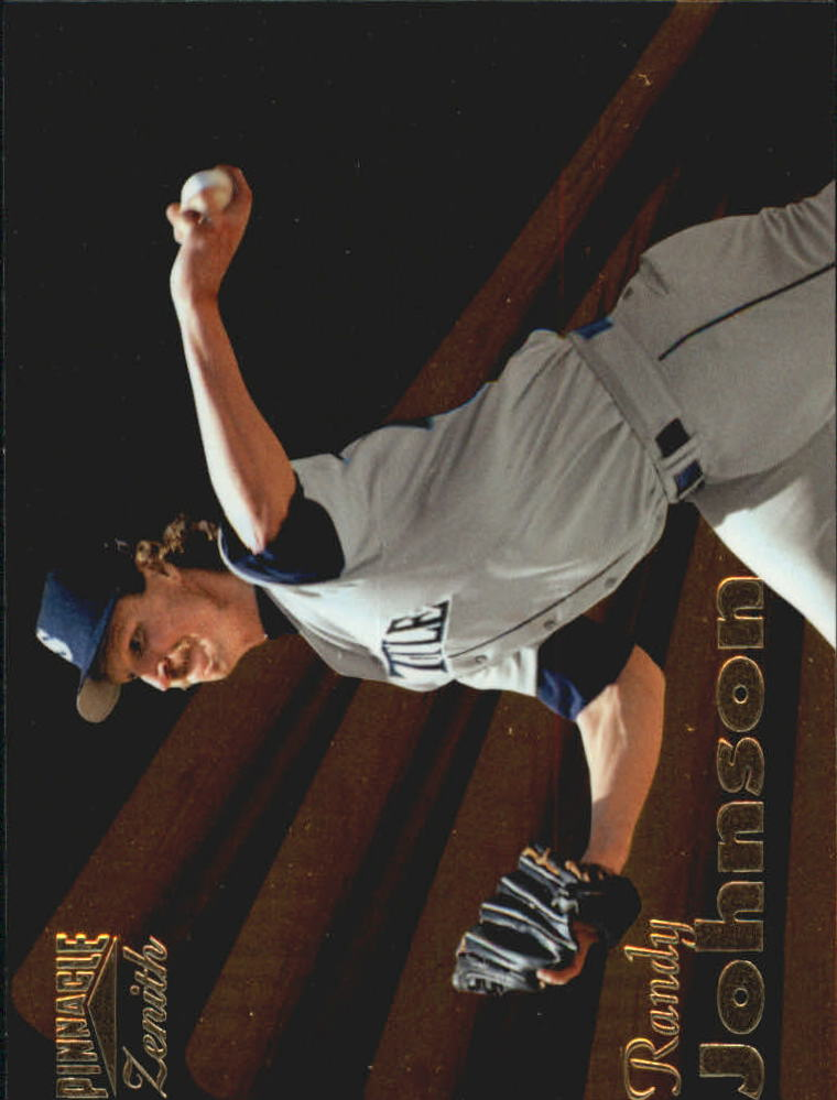 1996 Zenith #75 Randy Johnson