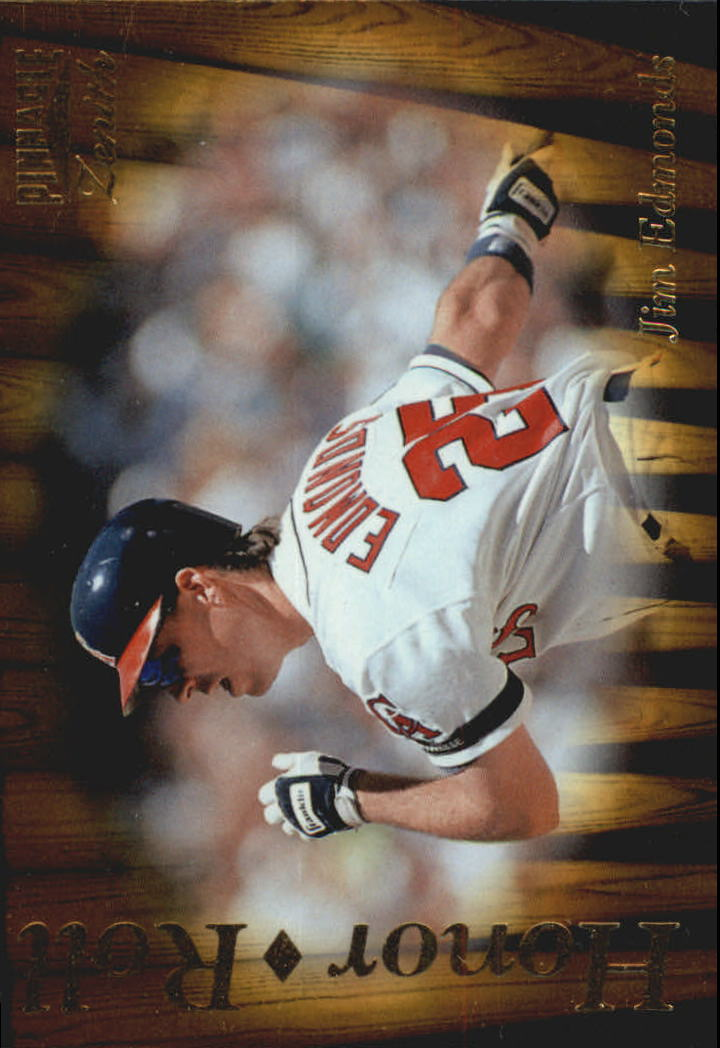 1996 Zenith #146 Jim Edmonds HON