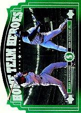 1997 Upper Deck Home Team Heroes #HT1 Alex Rodriguez/Ken Griffey Jr.