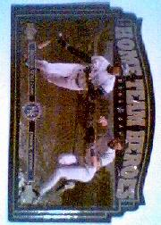 1997 Upper Deck Home Team Heroes #HT2 Bernie Williams/Derek Jeter