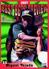 1997 Best Bets Preview #1 Miguel Tejada