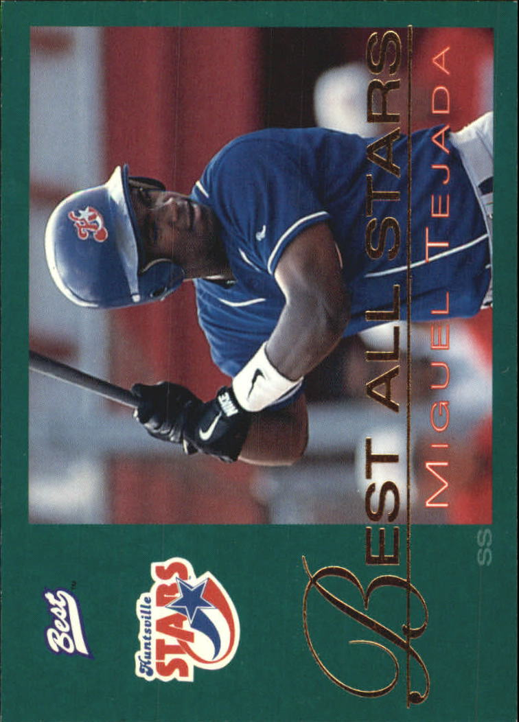 1997 Best All-Stars #6 Miguel Tejada