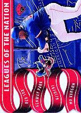 1997 Leaf Leagues of the Nation #11 M.Vaughn/G.Sheffield