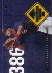 1997 Leaf Warning Track #7 Manny Ramirez